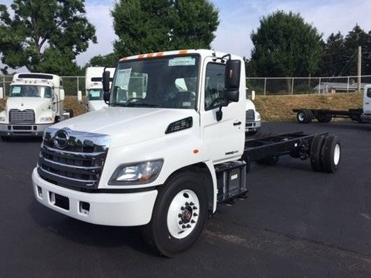 2015 Hino 268a Cab Chassis Trucks For Sale Kenworth Of Denver