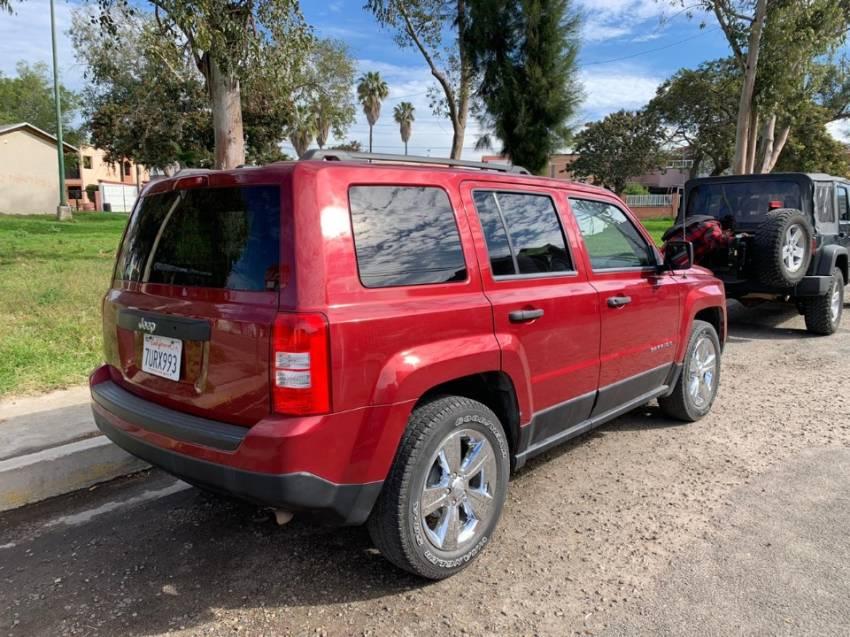 Auto Trader Tijuana >> 2012 Jeep Patriot En venta en Tijuana B.C. | Autos ...