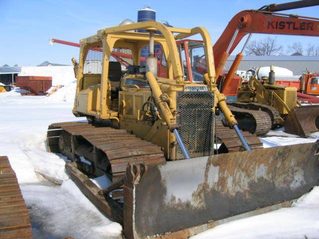 1987 Caterpillar D5B LGP For Sale in, Grinnell IA | Baarda Truck and  Equipment