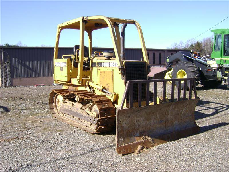 John Deere 450 GTC Dozer For Sale in Martinsville VA