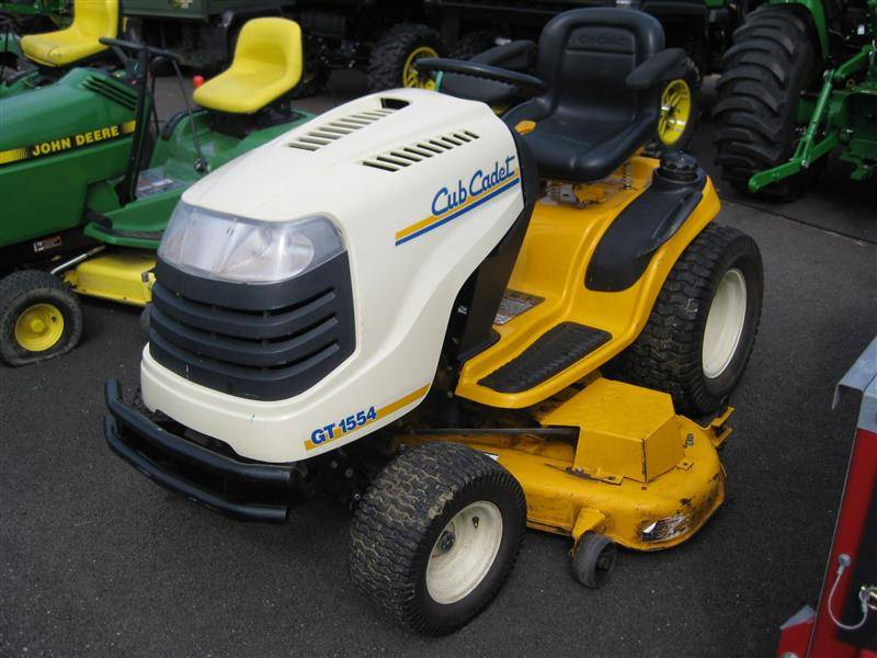 2004 Cub Cadet Gt1554 Lawn And Garden Tractors Mowers For Sale Cope Farm Farm Country Trader