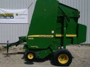 JOHN DEERE Round Balers For Sale | 277 total results | Farm