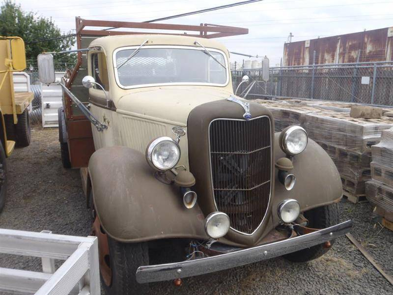 1936 Ford Flatbed For Sale in, Eugene OR | Anderson Brothers Truck and  Equipment Co