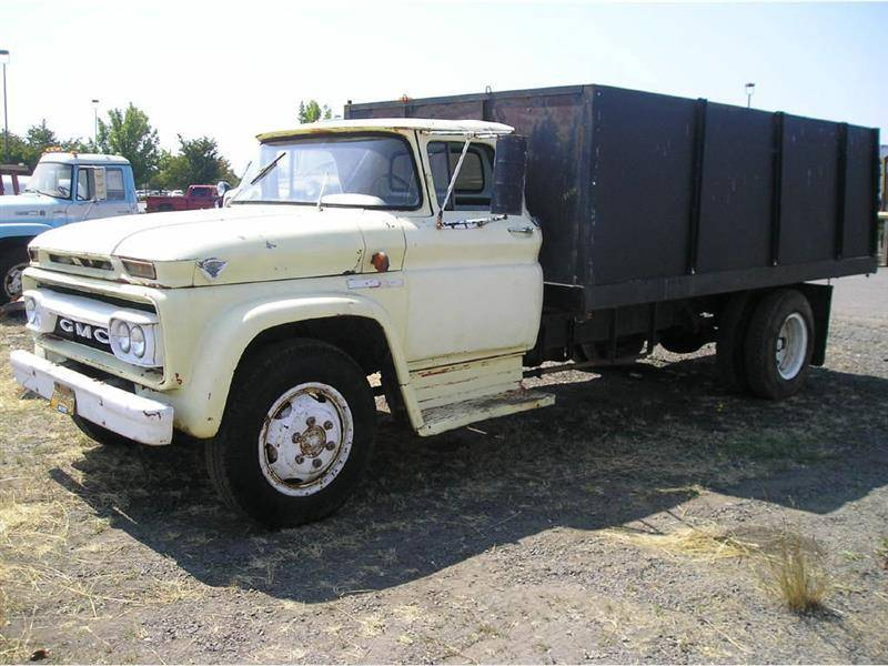1963 GMC 4000 Flatbed Du For Sale in, Eugene OR | Anderson Brothers Truck  and Equipment Co