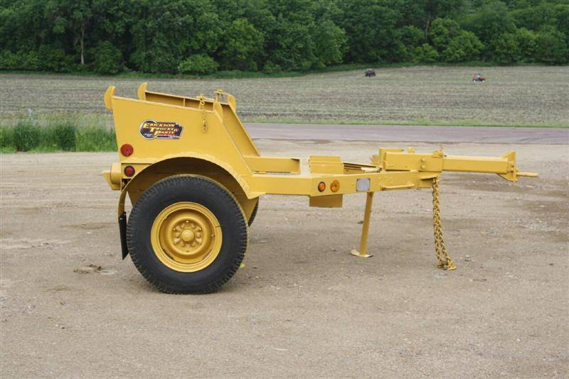 1981 baker utility trailer flatbed trailers for sale - Craigslist quad cities farm and garden ...