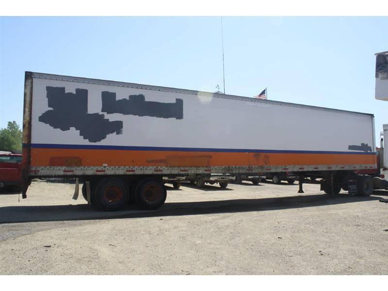 1998 tmo 53 39 dry van dry van trailers for sale erickson - Craigslist quad cities farm and garden ...