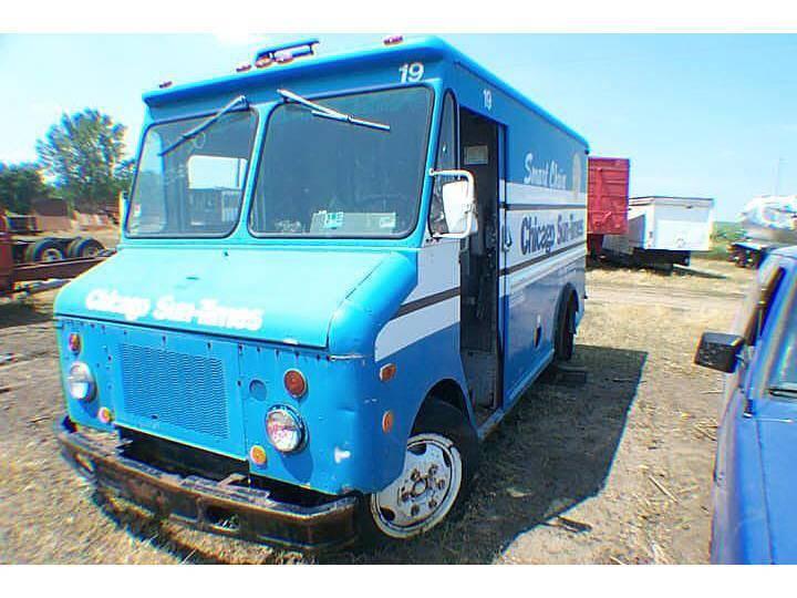 1971 Ford Step Van Step For Sale Erickson Trucks N Parts