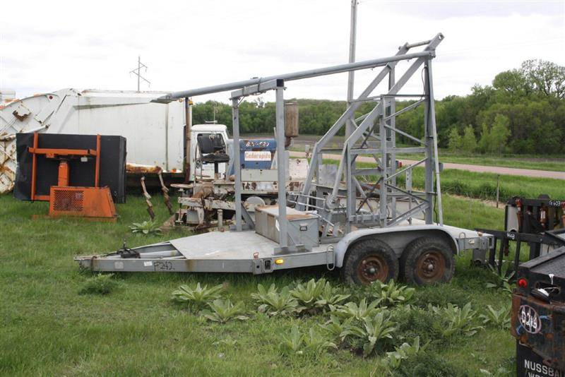 1997 tri ex mobile tower other trailers for sale - Craigslist quad cities farm and garden ...