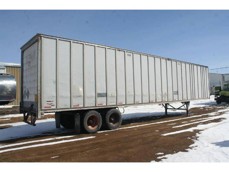 1993 wabash 48 39 dry van dry van trailers for sale - Craigslist quad cities farm and garden ...