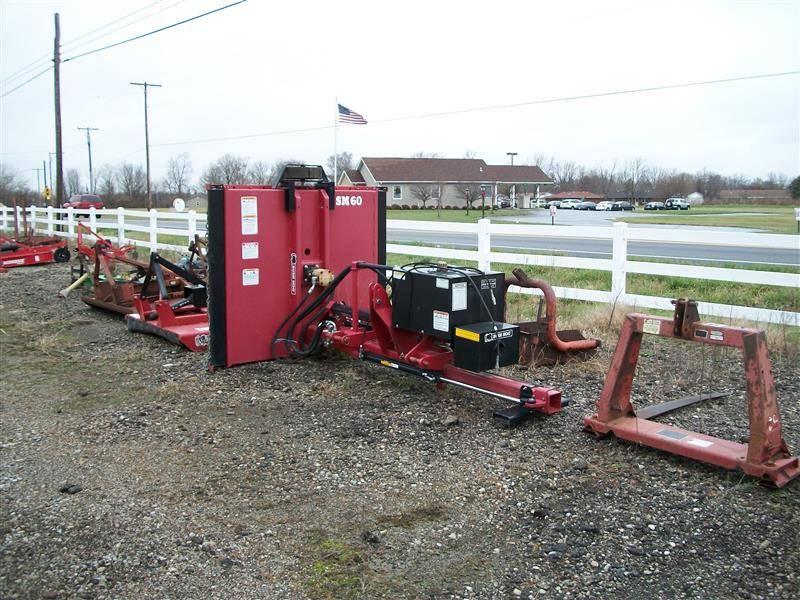 Bush Hog SM60 For Sale in, Eaton OH | Steinke Tractor Sales