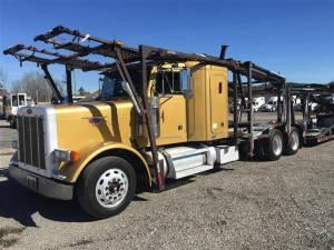 Peterbilt Car Carrier Trucks For Sale 13 Total Results Farm