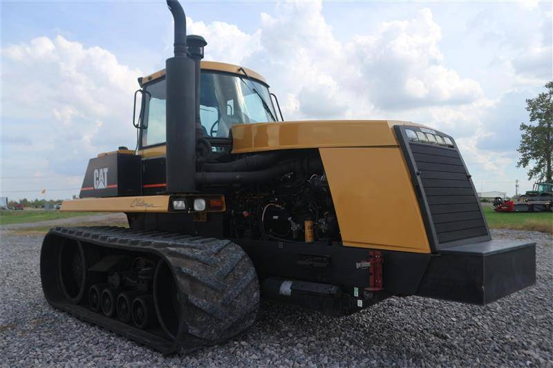 1996 Caterpillar CH65D Tractors 175 HP Or Greater For Sale ...