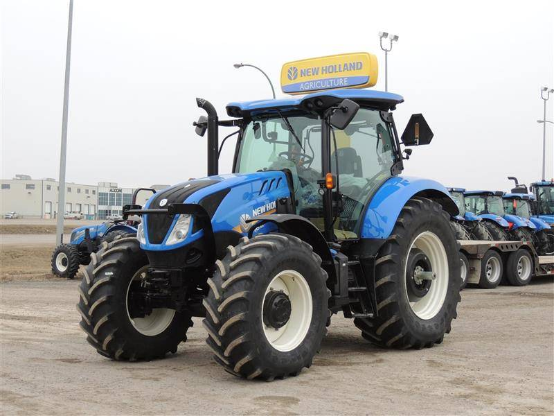 New Holland Tractor Specials : New holland t tractors hp to for sale
