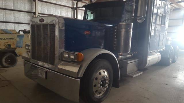 2007 Peterbilt 379 Cat 800 HP, 18 Speed, 90 Day Warranty For