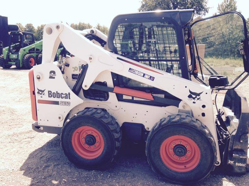 2016 Bobcat S650 A91 Package For Sale in Lisbon ND | Berube
