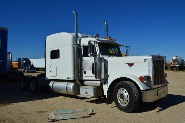 2007 Peterbilt 379 Sleeper Truck, CAT C-15, Automatic For Sale in