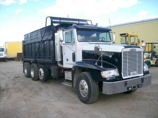 1999 Freightliner FLD120 Dump Truck, Detroit 60 Series, 470HP, Tri Axle For  Sale in, Granbury TX   iTAG Equipment