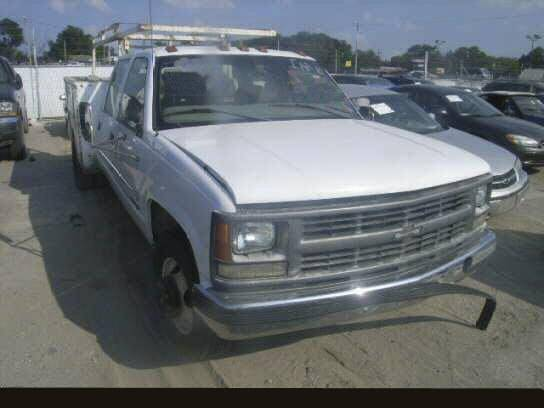 1998 Chevrolet C/K 3500 Crew Cab For Sale in Jackson MN