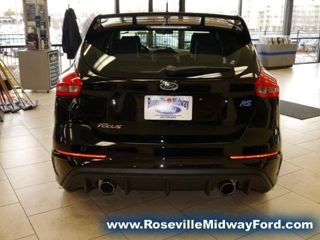 2017 ford focus rs hatchback for sale roseville midway ford keepitlocal autos. Black Bedroom Furniture Sets. Home Design Ideas