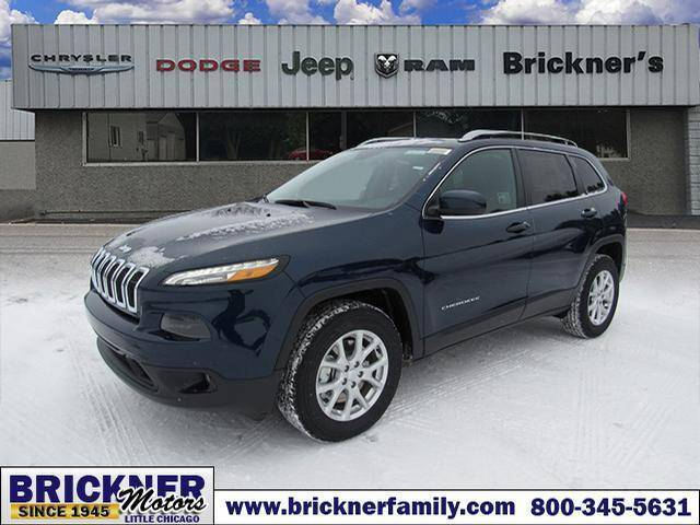 Brickners Little Chicago >> 2018 Jeep Cherokee Latitude Plus Suv S For Sale Brickner