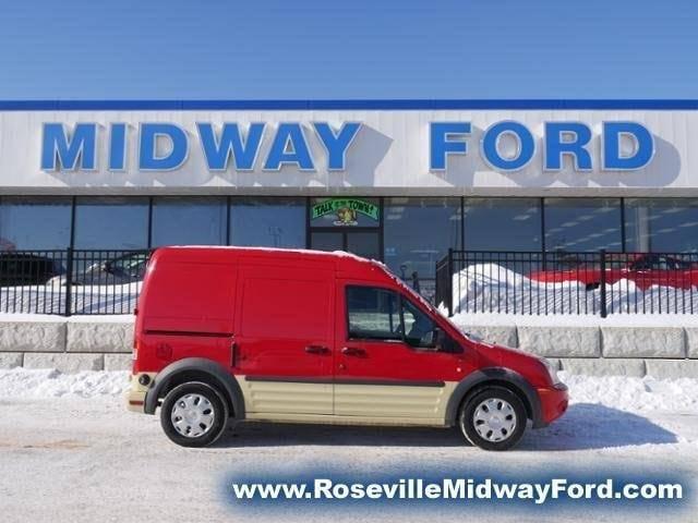 2013 Ford Transit Connect Cargo Van Xlt Mini Cargo Vans For Sale