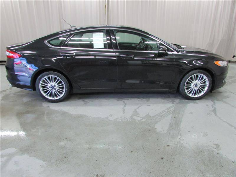 2015 Ford Fusion Se For Sale In Kenyon Mn Milo Peterson Ford