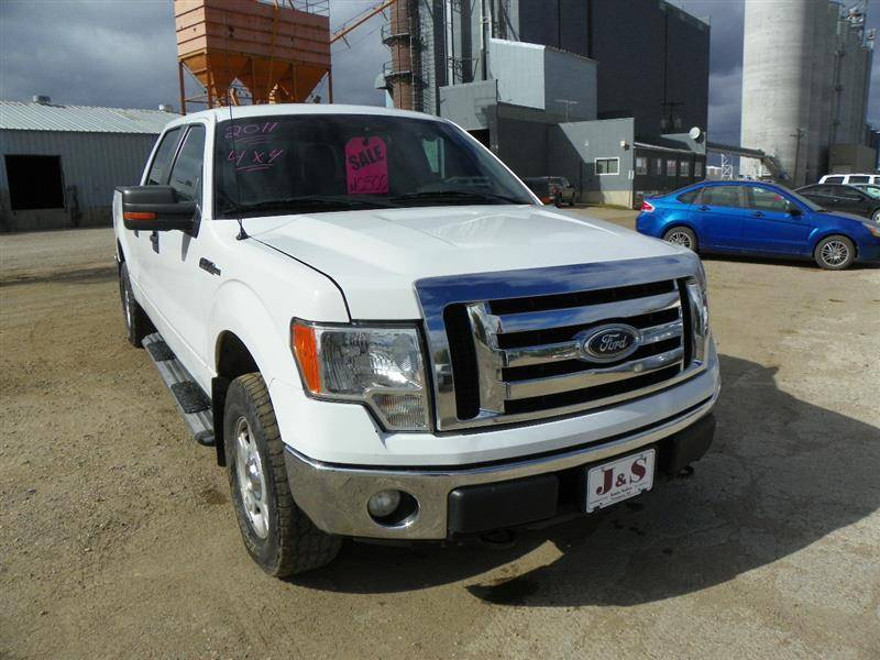 2011 Ford F 150 Xlt Crew Cab Pickups For Sale J S Auto Sales