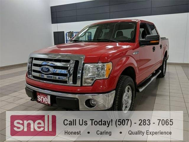 2010 Ford F 150 Xlt Crew Cab Pickups For Sale Snell Motors
