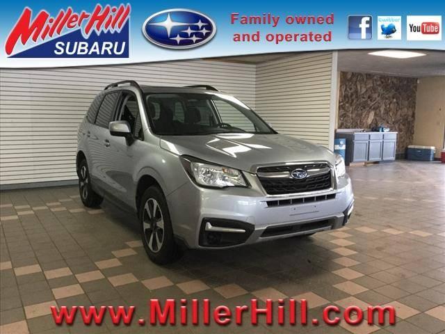 Miller Hill Subaru >> 2018 Subaru Forester 2 5i Premium For Sale In Duluth Mn Miller Hill
