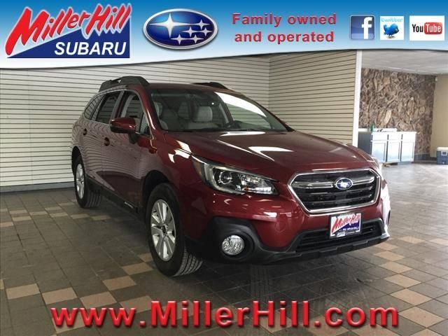 Miller Hill Subaru >> 2018 Subaru Outback 2 5i Premium For Sale In Duluth Mn Miller Hill