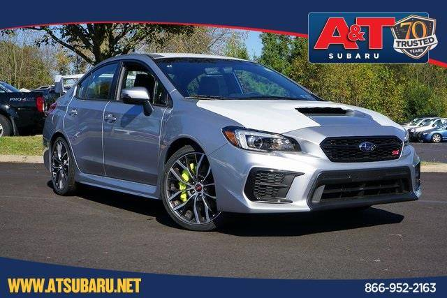 2020 Subaru Wrx Sti For Sale In Sellersville Pa A T