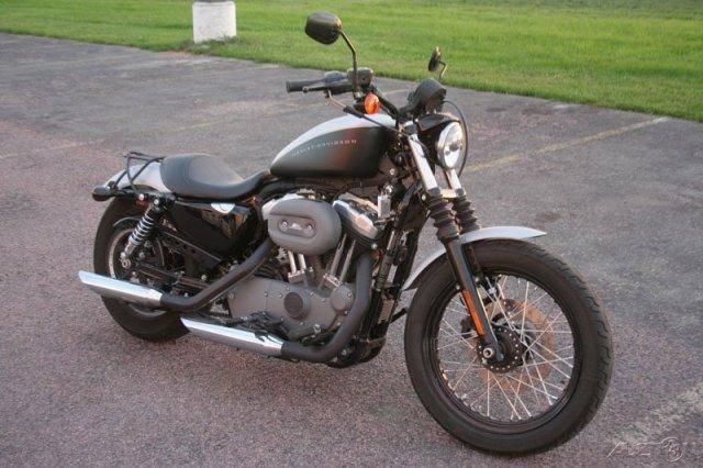 2008 Harley Davidson Sportster 1200 Nightster Motorcycles For Sale ...