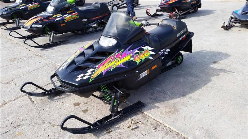 Arctic Cat Z Can
