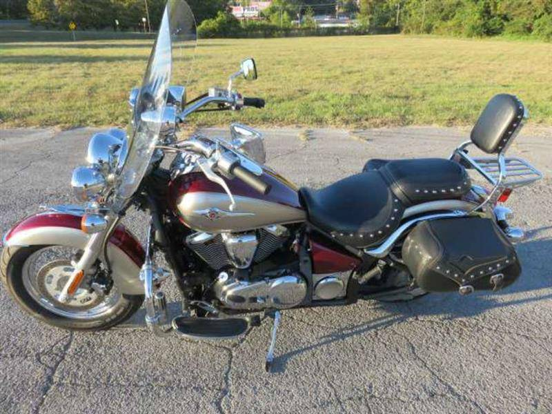 2009 Kawasaki Vulcan 900 Classic For Sale In Florence Al Longshore Cycle Center