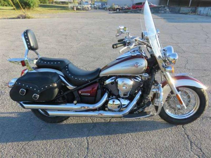 2009 Kawasaki Vulcan 900 Classic Motorcycles For Sale | Longshore ...